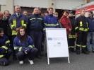 10.11.2012 - Projektoví partneři ze Saska uspořádali první společný seminář na požární stanici v Bad Schandau