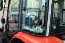 11.3.2013 - Saští projektoví partneři z Bad Schandau představili v měsíci březnu 2013 z projektu pořízený traktor Kioti s přívěsem pro práci v terénu při živelních pohromách v labském kaňonu
