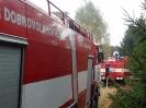 12. října 2013 - Poslední společnou akcí, konanou na české straně bylo taktické cvičení v Dolním Želbu s tématem likvidace lesního požáru na hranicích v době povodně s evakuací tří zraněných civilistů přes Labe