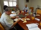 22.5.2013 - koordinační schůzka zástupců projektových partnerů v Děčíně k přípravě společných cvičení v období červen až říjen 2013