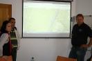 2. října 2013 proběhla v Děčíně koordinační schůzka zástupců projektových partnerů, zaměřená zejména k přípravě společného taktického cvičení 12.10.2013 v Dolním Žlebu na hranici obou států