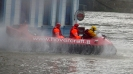 7. června 2013 - předání záchranářského vznášedla statutárnímu městu Děčín od italského dodavatele Hi Tech International