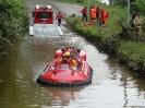 8. a 9. června 2013 probíhal základní kurz hasičské obsluhy vznášedla v Děčíně vedený instruktorem dodavatele vznášedla