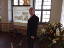 Prezentace projektu při jednání Prezídia Euroregionu Elbe / Labe v saském Königsteinu 26. září 2012