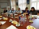 koordinačního jednání českých a saských záchranářů v Děčíně