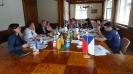 oficiální jednání v Bad Schandau 20.6.2012